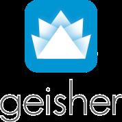 Geisher, la forma más fácil de imprimir